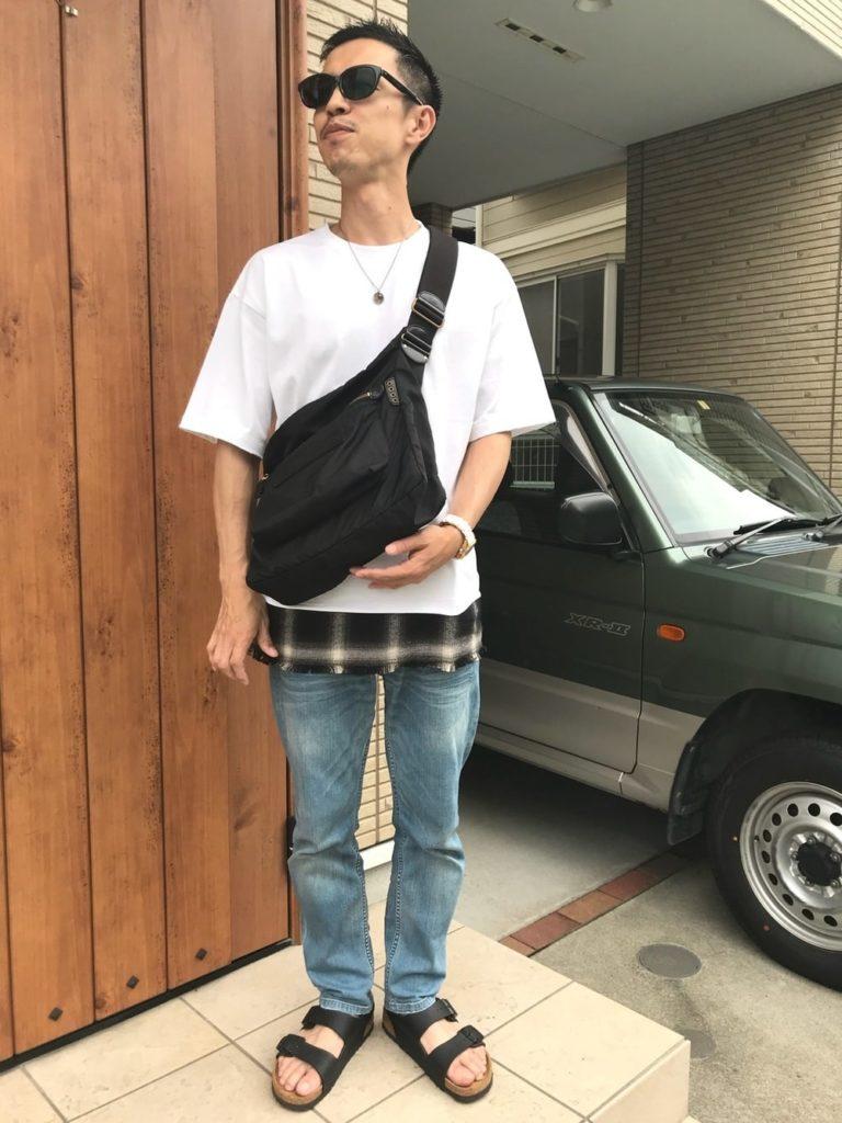 ブログ「モノオス」フェリージショルダーバッグ9362/DSを身につけているjunodartさんの画像