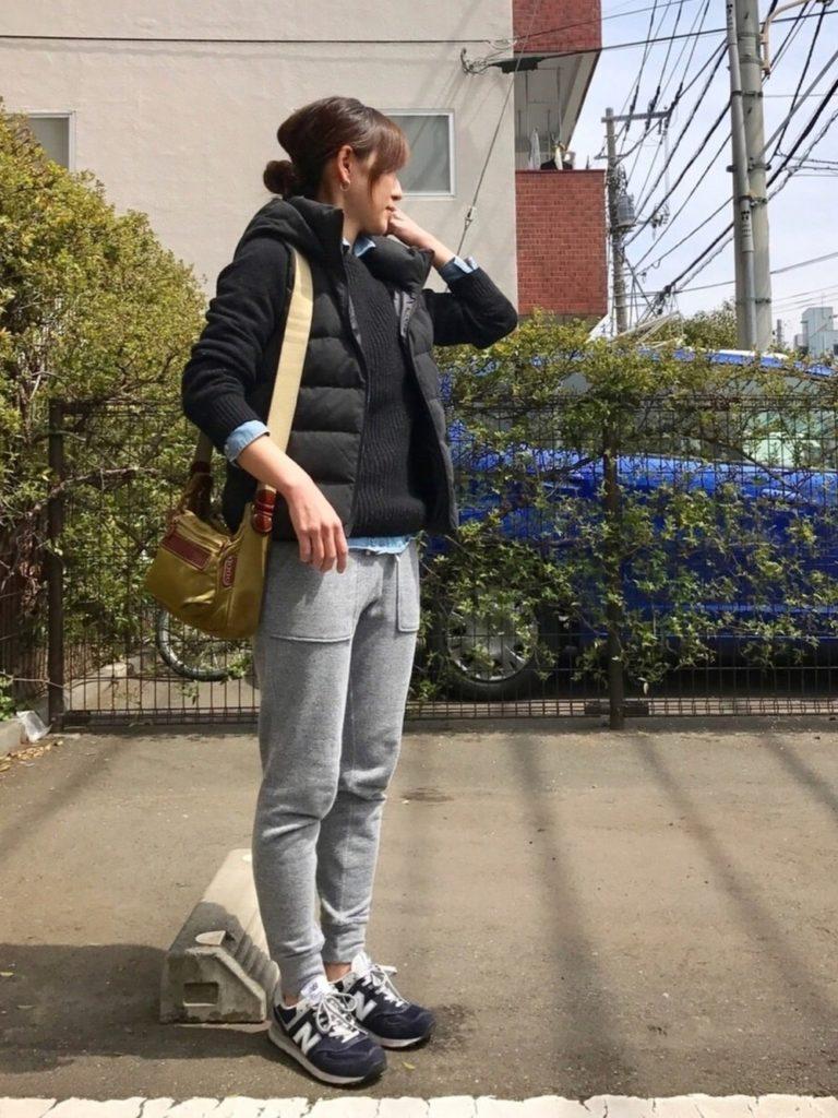 ブログ「モノオス」フェリージショルダーバッグ9362/DSを身につけているKRさんの画像