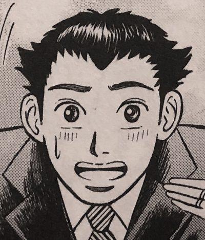 ブログ「モノオス」銀のアンカーの登場人物で、カリスマヘッドハンターである田中雄一郎の画像