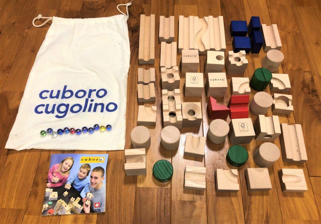 ブログ「モノオス」キュボロのクゴリーノを撮った画像