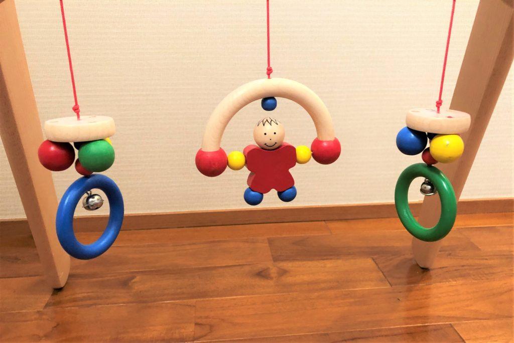 ブログ「モノオス」セレクタ社のムジーナの人形を撮った画像