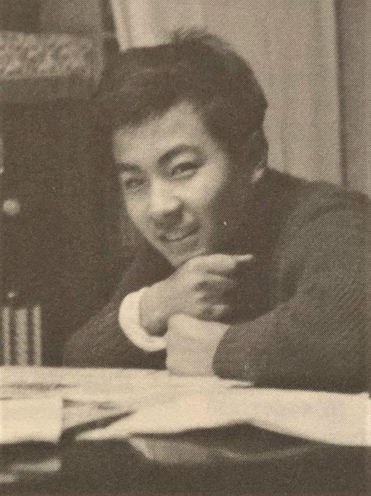 ブログ「モノオス」自伝『江副浩正』に載っていた東京大学時代の江副の画像