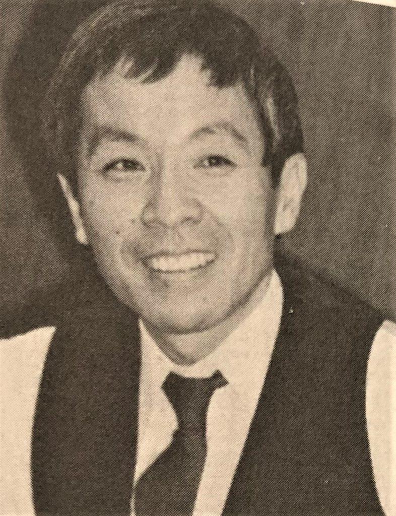 ブログ「モノオス」自伝『江副浩正』に載っていた48歳の江副の画像